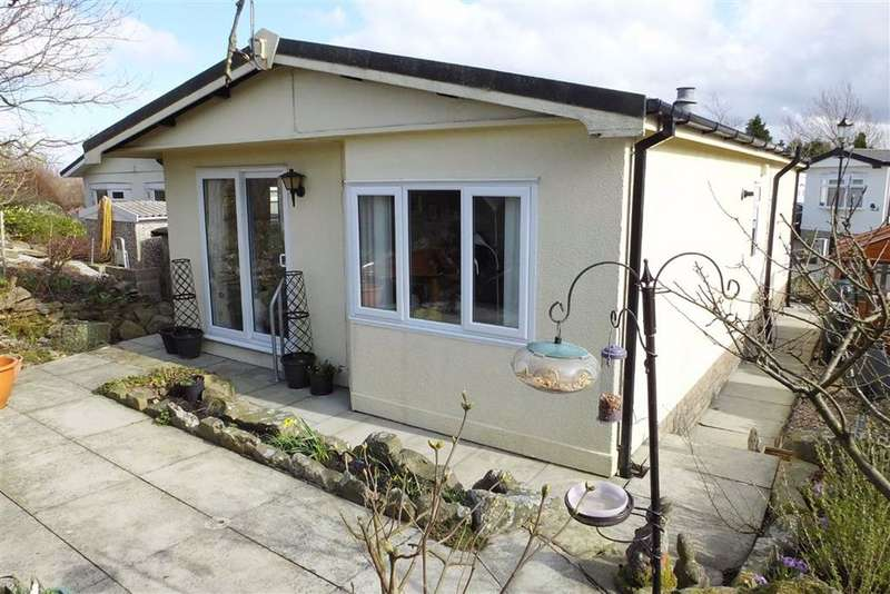 2 Bedrooms Park Home Mobile Home for sale in The Dales, Salterforth, Lancashire, BB18