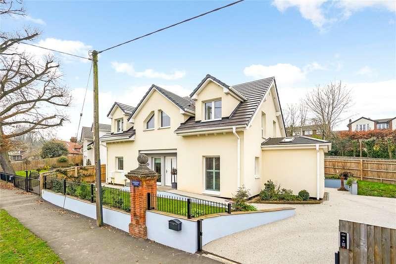 4 Bedrooms Detached House for sale in Henley Road, Marlow, Buckinghamshire, SL7