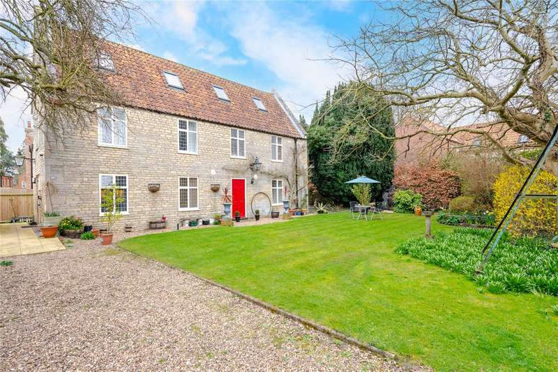 4 Bedrooms Detached House for sale in St Andrews Street, Heckington, Sleaford, NG34