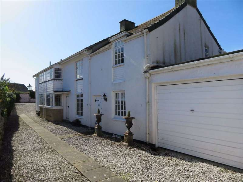 5 Bedrooms Detached House for sale in Wexham Street, Beaumaris, Anglesey