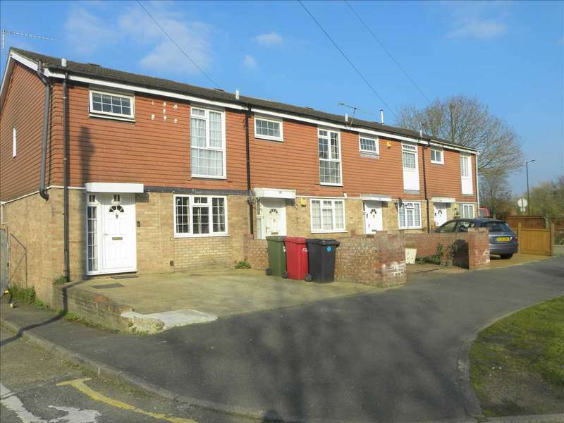 3 Bedrooms End Of Terrace House for sale in Sussex Place, Slough