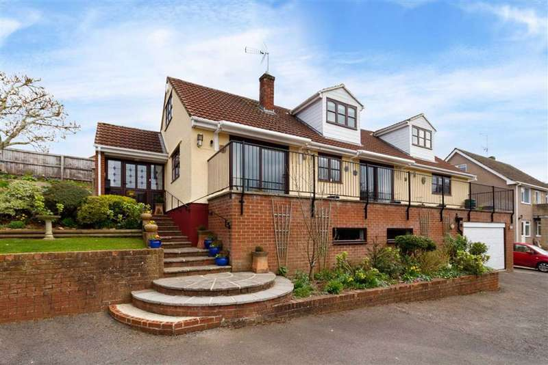 4 Bedrooms Detached House for sale in The Quarry, Cam, GL11