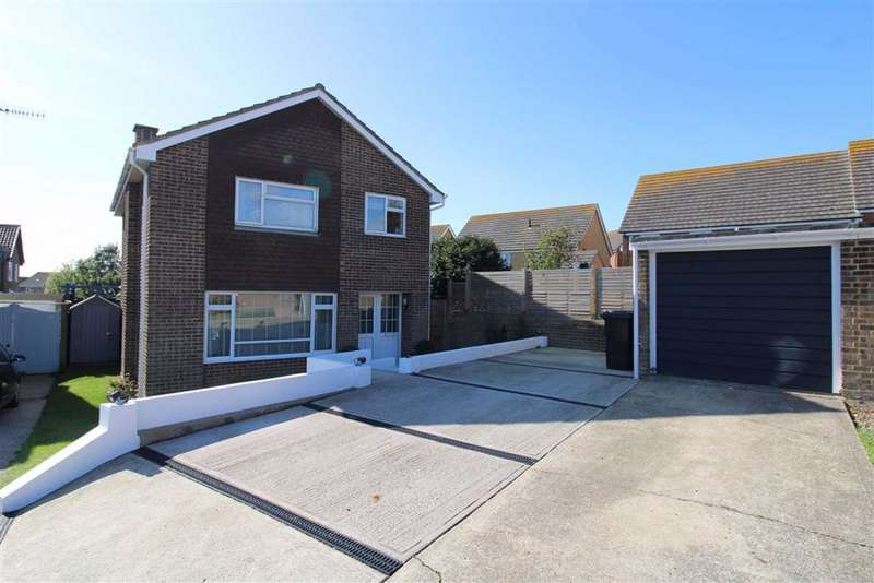 4 Bedrooms Detached House for sale in Balmoral Close, Seaford, East Sussex