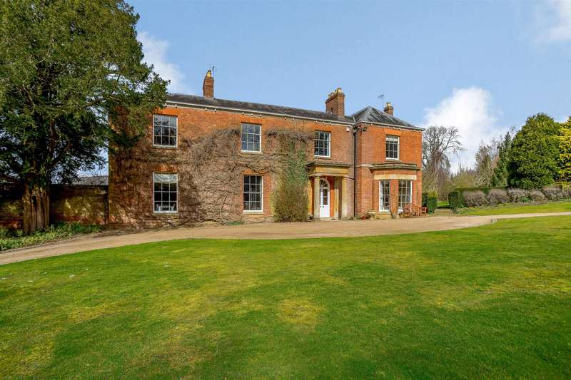 6 Bedrooms Detached House for sale in Brockhall, Northamptonshire