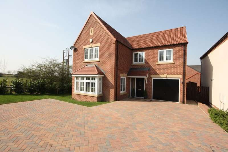 4 Bedrooms Detached House for sale in Cringle Gardens, Guisborough, TS14