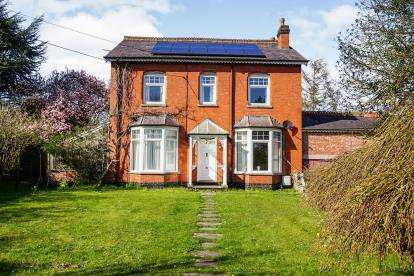 5 Bedrooms Detached House for sale in Charfield Hill, Charfield, Wotton-Under-Edge, Gloucestershire