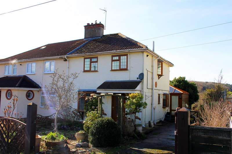 3 Bedrooms Semi Detached House for sale in South Croft, Winscombe