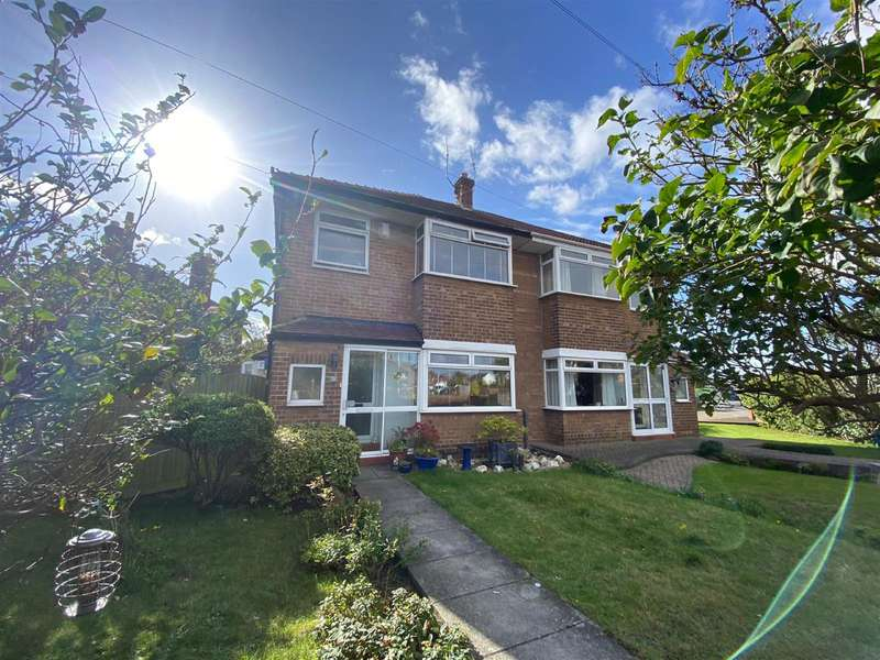 3 Bedrooms Semi Detached House for sale in Greenleas Road