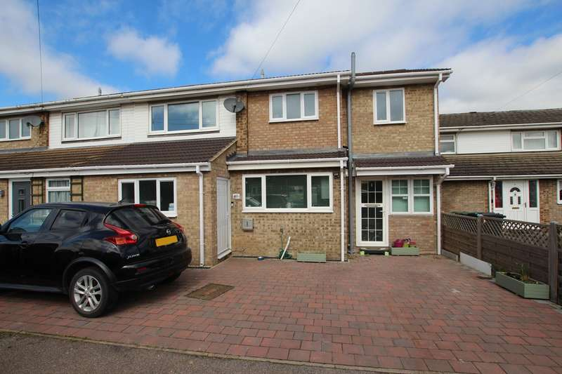 4 Bedrooms Semi Detached House for sale in Maple Close, Biggleswade, SG18