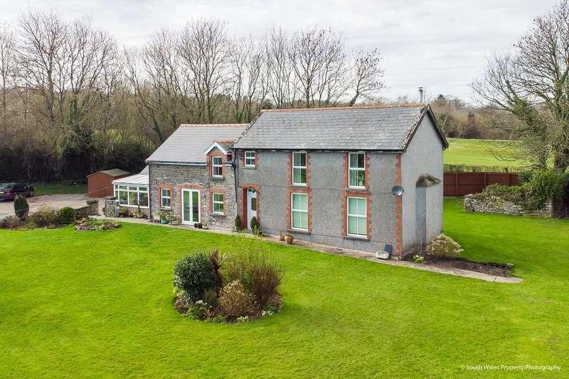 4 Bedrooms House for sale in Tredodridge, Near Pendoylan, Vale of Glamorgan, CF71 7UL