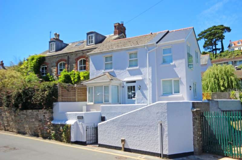 3 Bedrooms Semi Detached House for sale in Gould Road, Salcombe