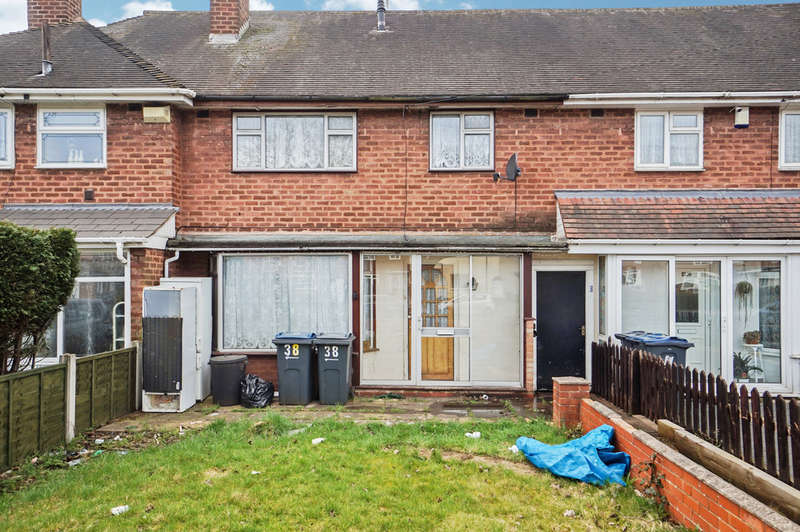 3 Bedrooms Terraced House for sale in Shard End Crescent, Shard End