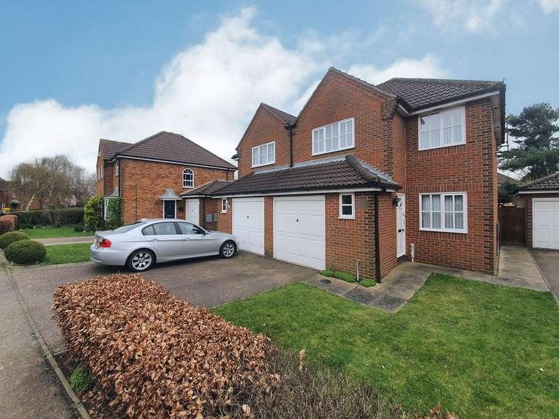 3 Bedrooms Semi Detached House for sale in Kingsley Court, Welwyn Garden City, AL7