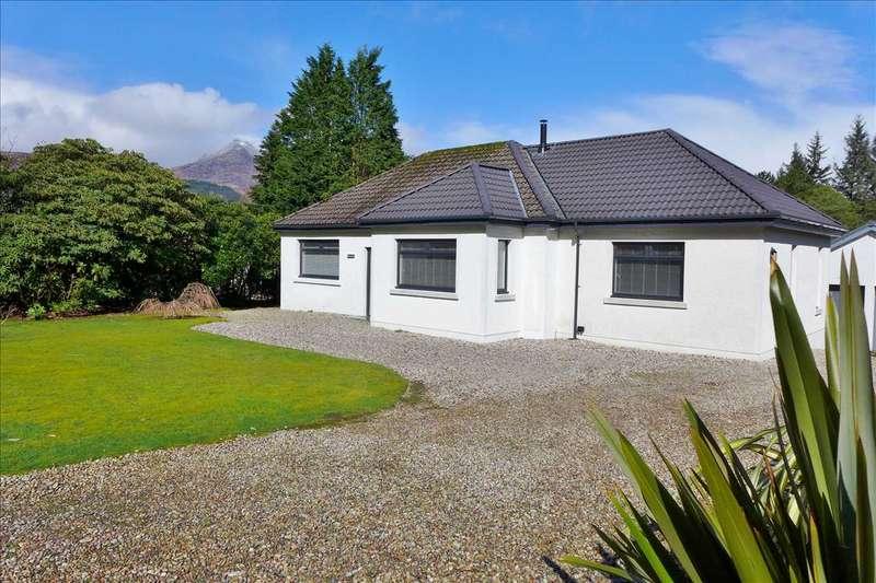 3 Bedrooms Bungalow for sale in Greystones, Rosaburn, Brodick