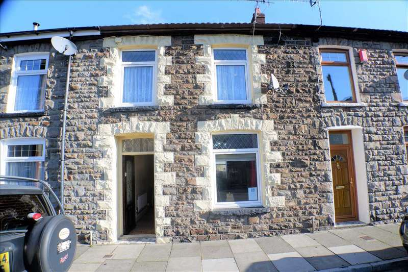 3 Bedrooms Terraced House for sale in Ystrad Terrace, Pentre