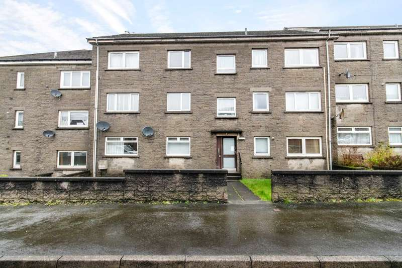 2 Bedrooms Flat for sale in Armour Street, Johnstone, PA5