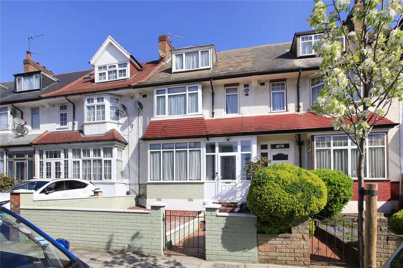 4 Bedrooms Terraced House for sale in Ansell Road, Tooting, London, SW17
