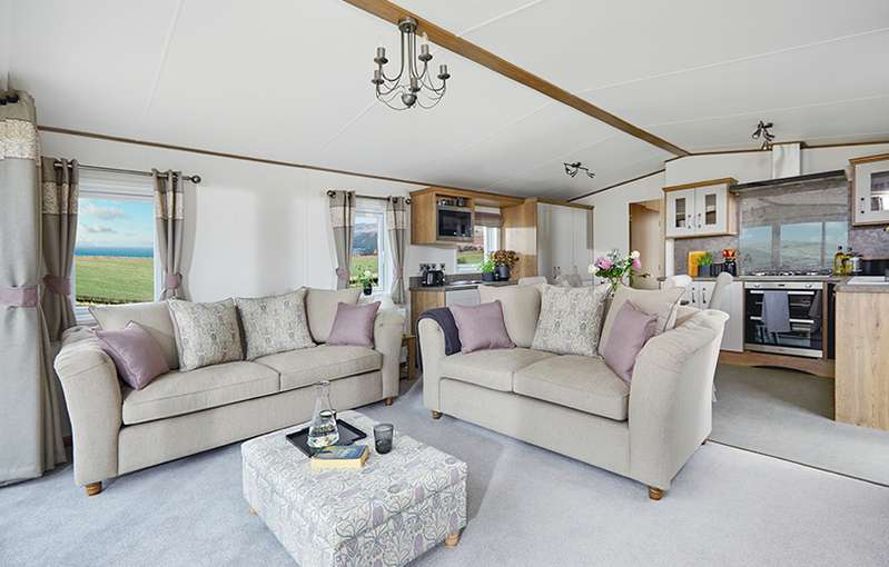 2 Bedrooms Caravan Mobile Home for sale in Glendevon Country Park, Perthshire