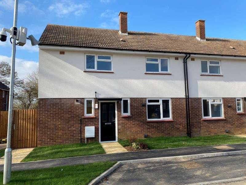 3 Bedrooms End Of Terrace House for sale in Tedder Avenue, Henlow, Bedfordshire, SG16
