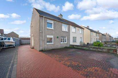 3 Bedrooms Semi Detached House for sale in Hamilton Road, Grangemouth
