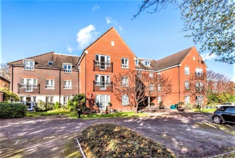 2 Bedrooms Flat for sale in Windermere Court, 45 Denmark Road, Carshalton, SM5