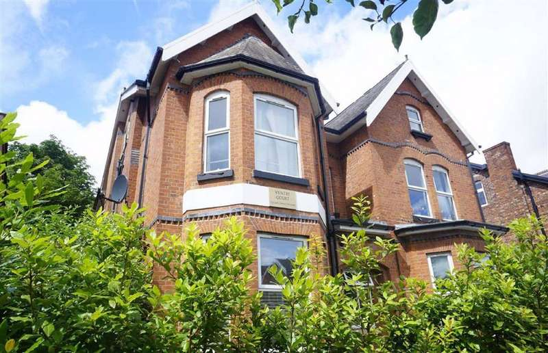2 Bedrooms Apartment Flat for sale in 523 Barlow Moor Road, Chorlton, Manchester, M21