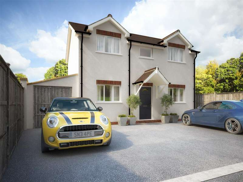 4 Bedrooms Detached House for sale in Hill Top, Webheath, Redditch