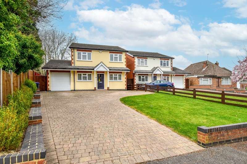 4 Bedrooms Detached House for sale in Post Meadow, Iver Heath, SL0