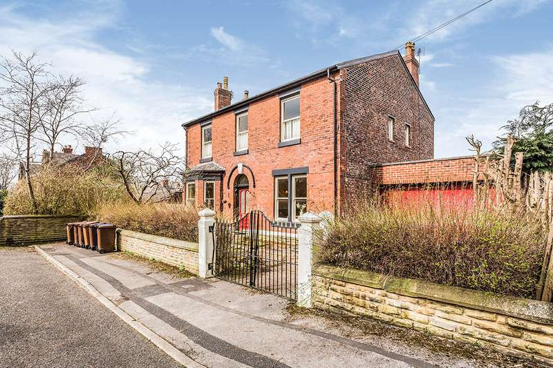 5 Bedrooms Detached House for sale in Kensington Street, Hyde, Greater Manchester, SK14