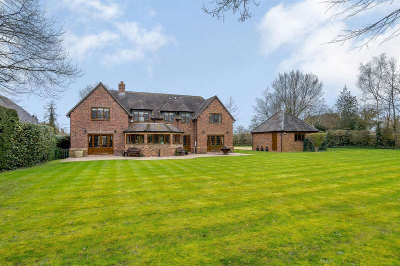 5 Bedrooms Detached House for sale in Clay Coton, Northamptonshire