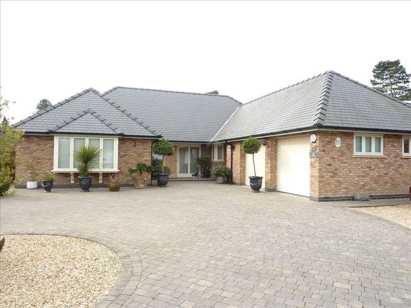3 Bedrooms Detached Bungalow for sale in ABBOTTS GRANGE, HUMBERSTON, GRIMSBY