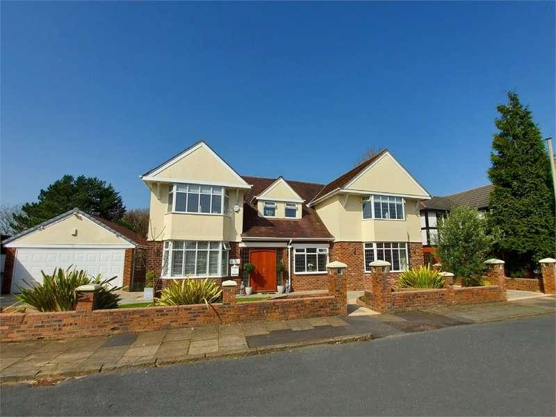6 Bedrooms Detached House for sale in Woodlands Meadow Road, Woodside, Alkrington, Middleton, Manchester
