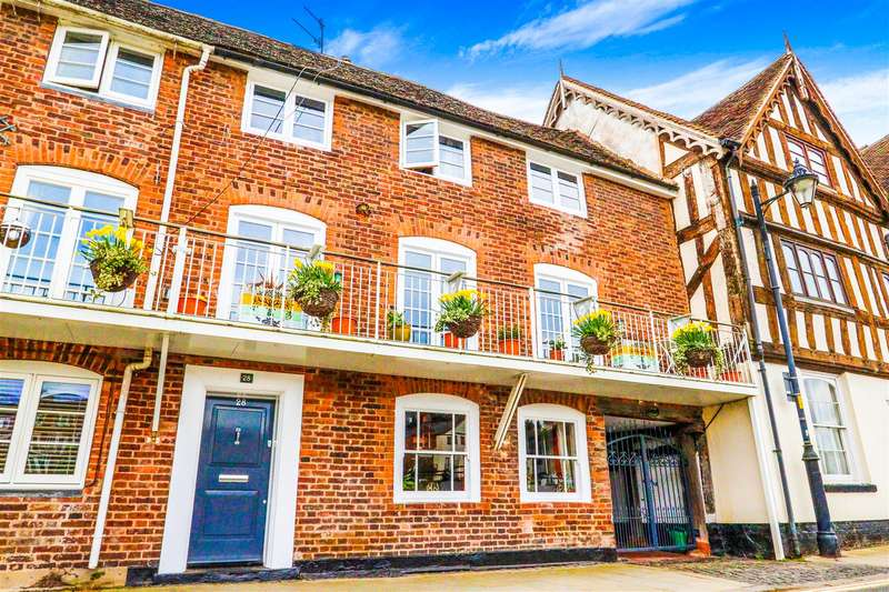 3 Bedrooms House for sale in Severn Side South, Bewdley