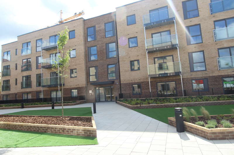 1 Bedroom Apartment Flat for rent in Wilson Court - Redrow - 1 bedroom