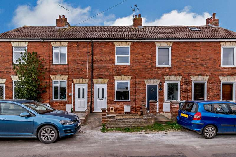 2 Bedrooms Terraced House for sale in Green Street, Great Gonerby, Grantham, NG31