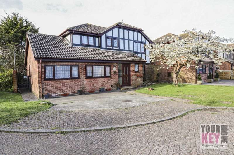 5 Bedrooms Detached House for sale in Melbury Mews, New Romney