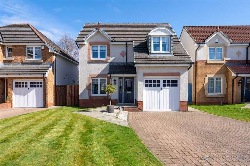 3 Bedrooms Detached House for sale in 29 Robert Kay Place