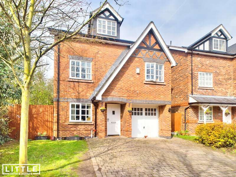 5 Bedrooms Detached House for sale in Knowsley Lane, Knowsley, L34