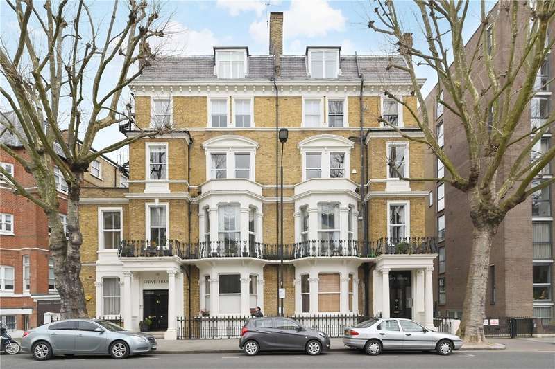 4 Bedrooms Flat for sale in Addison Road, London, W14