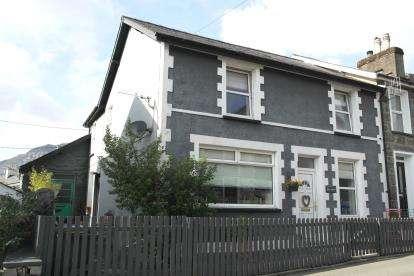 5 Bedrooms End Of Terrace House for sale in Lord Street, Blaenau Ffestiniog, Gwynedd, LL41