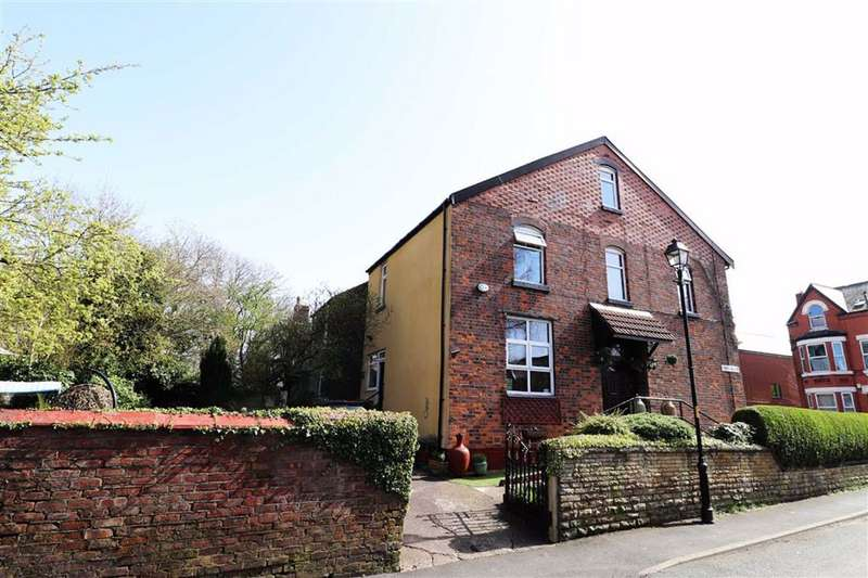 4 Bedrooms End Of Terrace House for sale in Central Avenue, Manchester