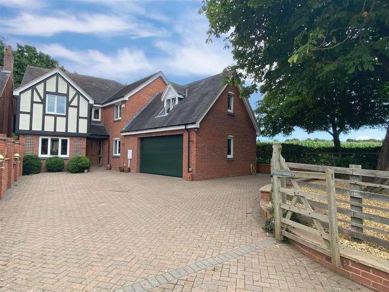 5 Bedrooms Detached House for sale in Chestnut Avenue, Milton, Derby