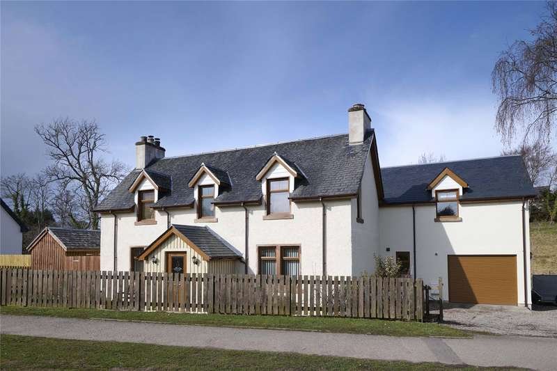 4 Bedrooms Detached House for sale in Drummond Arms, Drummond Road, Evanton, Dingwall, IV16