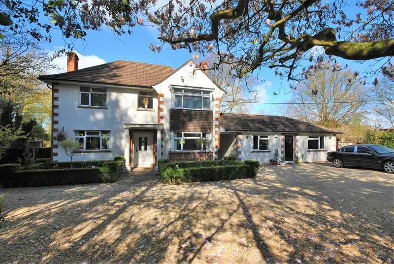 6 Bedrooms Detached House for sale in Bridgwater Road, Winscombe