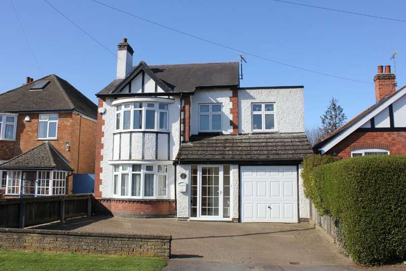 4 Bedrooms Detached House for sale in Welford Road, Wigston