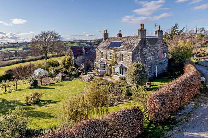 7 Bedrooms Country House Character Property for sale in Nempnett Thrubwell, Blagdon, Bristol