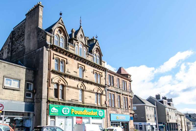 2 Bedrooms Flat for sale in High Street, Johnstone, PA5