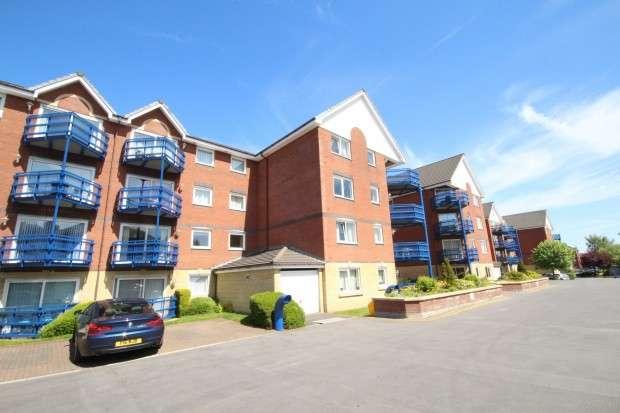 1 Bedroom Apartment Flat for rent in Mountbatten Close, Preston, PR2