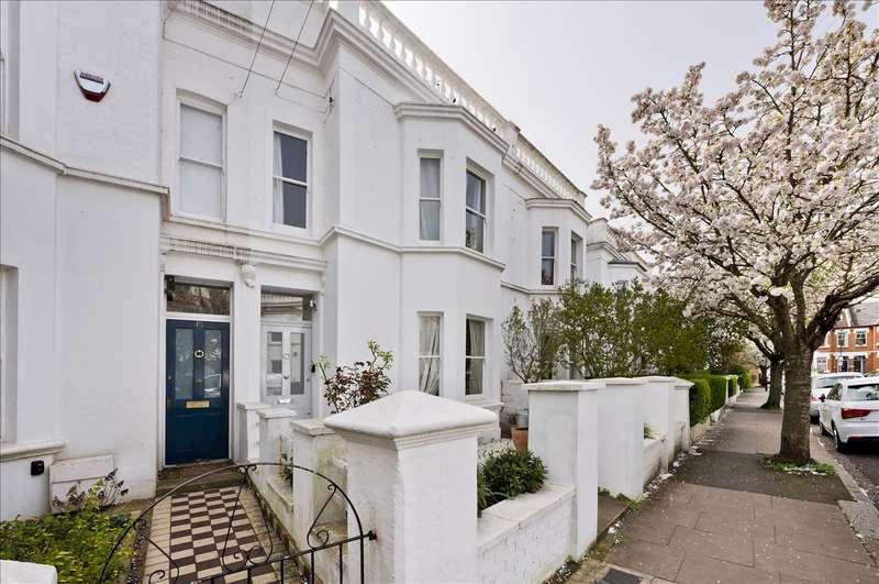 3 Bedrooms Terraced House for sale in St Elmo Road, Shepherd's Bush W12