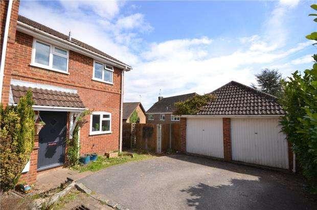 3 Bedrooms End Of Terrace House for sale in Albert Road, Bagshot